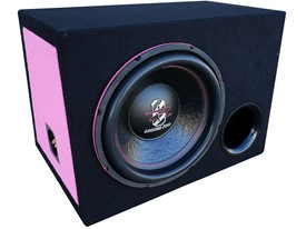Ground Zero GZIW 12SPL-BR D2 Pink Edition
