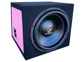 Ground Zero GZIW 12SPL-C D2 Pink Edition