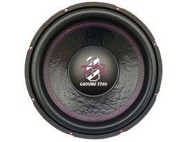 Ground Zero GZIW 12SPL D2 PINK EDITION